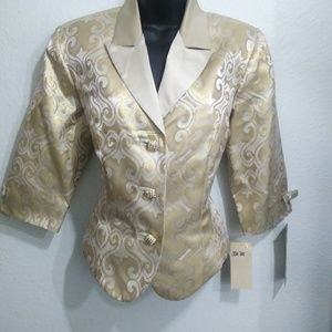 { JS Collections } NWT formal blazer
